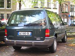 Chrysler Grand Voyager LE (rvandermaar) Tags: grand le voyager chrysler grandvoyager dodgecaravan dodgegrandcaravan chryslervoyager chryslergrandvoyager