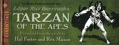 Tarzan of the Apes (ciudad imaginaria) Tags: comics book imreading tarzan edgarriceburroughs halfoster leyendo tebeos cómics tarzán rexmaxon
