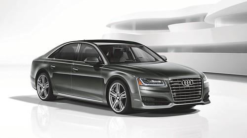 Audi A8 L 4.0T Sport