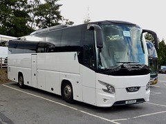 Photo of SN13 ATF - VDL Futura FHD2-122 / C53F - MET Scotland Ltd., (t/a Mearn's Exclusive Travel), East Kilbride, Glasgow, Scotland.