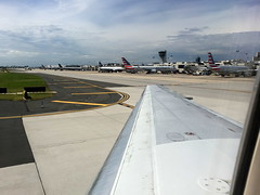 Philadelphia International Airport - Concourse C (AndrewC75) Tags: philadelphia airplane airport ramp aircraft aviation wing jet airline phl concourse