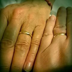 Twenty years (The original SimonB) Tags: november love anniversary mrsb rings 20 twenty twentieth 2015
