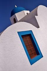 Santorini - le sentier entre Thira et Oia - chapelle 5 (luco*) Tags: foot path chapel santorini greece santorin grce sentier chapelle oia cyclades thira fira kyklades hellada flickraward flickaward5 flickrawardgallery
