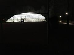 Groningen bij Nacht (ritzotencate) Tags: nacht fav groningen reitdiep tennishal jaagpad zernike veilig050