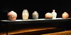 At the Museo de arte moderno (7) (Carl Campbell) Tags: mexicocity ceramics museodeartemoderno franciscotoledo
