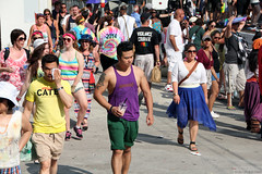 One of Them Exposed Pride (Canadian Pacific) Tags: gay shirtless toronto ontario canada man men guy chinese pride canadian parade oriental 2014 aimg0323