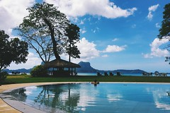El Nido Cove Resort (jpl.me) Tags: travel pool philippines elnido palawan 2015