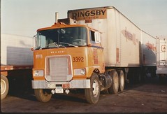 truck3030 (wolfcreekbob) Tags: mack coe cabover ringsby
