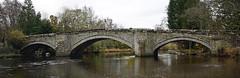 Pooley Bridge (warth man) Tags: old bridge autumn rural river landscape stream 18thcentury pooleybridge d600 englishlakedistrict rivereamont nikon1635mmf4vr
