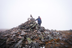 Crn Mairg Summit (MarcProudfoot) Tags: scotland munros glenlyon