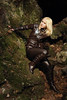 Shadow - Vex Skyrim cosplay (DrosselTira) Tags: vex tes tesv elder scrolls v skyrim cosplay cosplayer thief thieves guild armor armour leather master 5 costume dress outfit videogame videogames game games