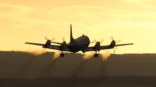 Canadian Lockheed CP140 Aurora