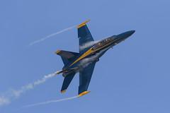 Blue Angels (Trent Bell) Tags: aircraft mcas miramar airshow california socal 2016 blueangels fa18 f18 hornet navy boeing