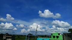 Autumn sky... (soumenkumar961) Tags: instagramapp square squareformat iphoneography uploaded:by=instagram lark