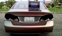 Outdoor Laptop Use (meetusman_u2) Tags: car laptop outdoor