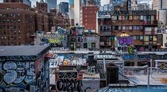 2016 - New York City - Chinatown Graffiti