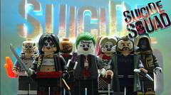 Custom Lego Suicide Squad Minifigures (Will HR) Tags: