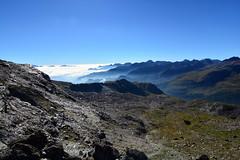 High above the haze (supersky77) Tags: avic parcomontavic champorcher haze thermalinversion inversionetermica heatwave aosta valledaosta alpi alps alpes alpen