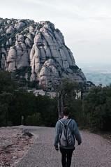29 (Alex Panci) Tags: monserrat secret mountain timelapse cloud nature wild climbing awesome dark statue spain