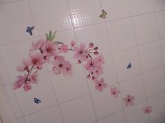 001 (en-ri) Tags: fiori ciliegio farfalle butterflies sony sonysti sticker ramo