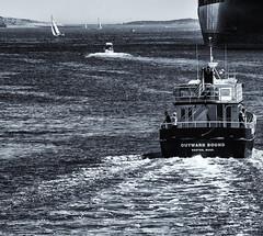 Outward Bound (PAJ880) Tags: mv outward bound boston harbor reserved channel ma bw mono waterfront