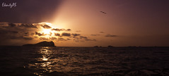 Cala Conta Pink Sunset (ekaitzas) Tags: calaconta platgesdecompte ibiza eivissa playa summer theendlesssummer illesbalears balericislands baleares pitiusas mar sea beach santjosepdesatalaia