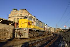 Arrival In Scranton (DJ Witty) Tags: c420 c636 m636 montreallocomotiveworks mlw century alco freight locomotive train railroad