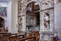 """Santa Maria della Pace, Cappella Cesi • <a style=""""font-size:0.8em;"""" href=""""http://www.flickr.com/photos/89679026@N00/30371510964/"""" target=""""_blank"""">View on Flickr</a>"""