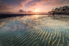 Nudgee Sunrise (tony.liu.photography) Tags: sunrise landsacpe seascape nature clouds sky light colour canon 5d4 1635lf4is singhray reverse grad nisi nd filter nudgee beach queensland australia