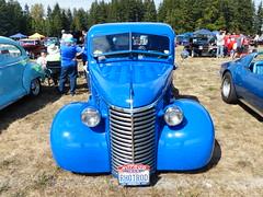 Chevrolet pickup truck (bballchico) Tags: chevrolet pickuptruck carshow arlingtoncarshow rhotrod 206 washingtonstate arlingtonwashington