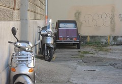 Citroën 2CV Charleston (regular carspotting) Tags: citroën 2cv citroen charleston french classic car oldtimer