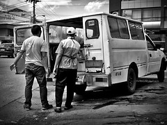 Loaded (Beegee49) Tags: van loaded street bacolod city philippines