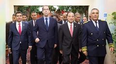 VIP visit - WTSA-16 (ITU Pictures) Tags: youssefchahed headofgovernmentoftunisiaitu uit wtsa16 houlin zjao mohammad anouar maarouf