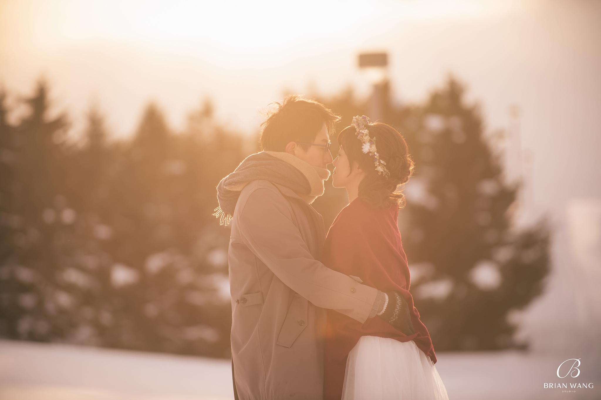 '北海道自助婚紗,北海道婚紗攝影,北海道雪景婚紗,海外婚紗價格,雪景婚紗,拍和服,北海道海外婚紗費用,伏見稻荷,札幌,2048BWS_7341'