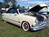 1951 Ford Custom Convertible (splattergraphics) Tags: 1951 ford custom convertible carshow ridgelypharmacycarshow ridgelyrailroadpark ridgelymd