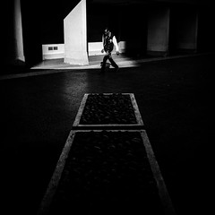 Stone (tomabenz) Tags: blackandwhite sonya7rm2 streetphotography europe france paris bw monochrome noiretblanc streetview urban