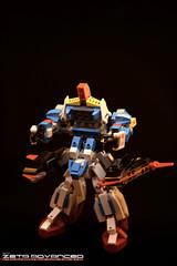 Z Transform 2 (Sam.C (S2 Toys Studios)) Tags: zetagundam gundam mobilesuit lego moc s2 80s scifi mecha anime japan spacecraft