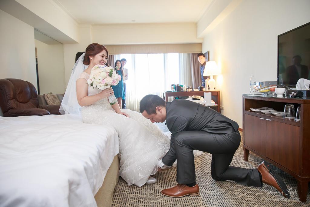 新竹福華迎娶婚禮紀錄-025