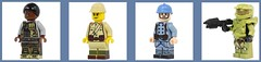 X39BrickCustoms November Release Part 1 (X39BrickCustoms .com) Tags: lego custom printed legos minifigures minifigs bf1 bf4 irish halo armor brickarms printing french japanse world war uv