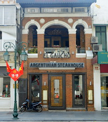 El Gaucho by Day (Neil Noland) Tags: vietnam hanoi oldquarter