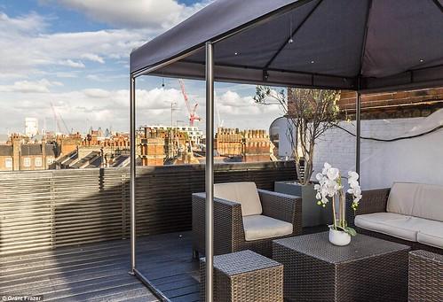 Пентхаус Александра Маккуина в Лондоне за $10,5 млн