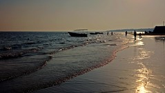 Qeshm Island Beach (daniyal62) Tags: qeshm island beach sunset light xa1 xf27mm fujifilm fuji nature landscape sea