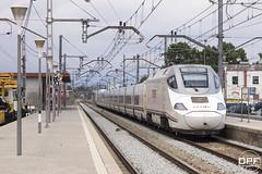 Alvia Mollet (Escursso) Tags: barcelona camsentelles canon catalunya fost img0698 mollet renfe sant valles de rail railway train tren