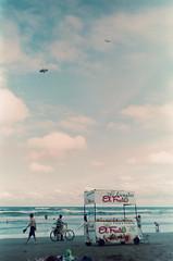 Mar (Nick Gripton) Tags: alfred latinamerica range water argentina rangefinder sea 35mm film world cine ocean southamerica beach mardeltuyu travel 250 fuji pelicular eterna finder analogue tourism analog rollo