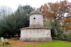Freeman Mausoleum (R~P~M) Tags: fawley bucks buckinghamshire church england uk unitedkingdom greatbritain grave tomb mausoleum
