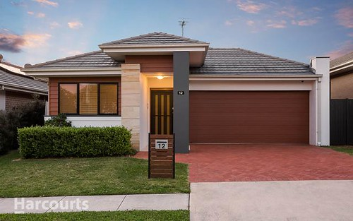 12 Clover Place, The Ponds NSW 2769