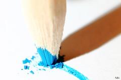 IMG_20161126_2506_001_ff (fabri192020) Tags: pencil matita stilllife azzurro cyan