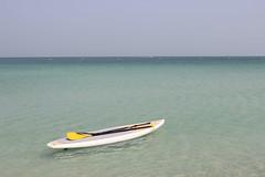 IMG_9588 (amina_mikaeel) Tags: dubai jumeirah beach boat sea summer blue paddle