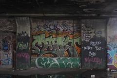 Ment (NJphotograffer) Tags: graffiti graff new jersey nj newark abandoned building urban explore ment