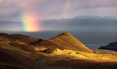 Rainbow over Dun Mor, Isle of Skye, Scotland (MelvinNicholsonPhotography) Tags: quiraing isleofskye skye scotland rainbow dunmor gitzo manfrotto leefilters mindshift melvinnicholsonphotography